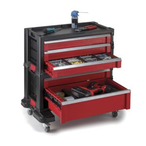 Keter 5-Drawer Modular Garage