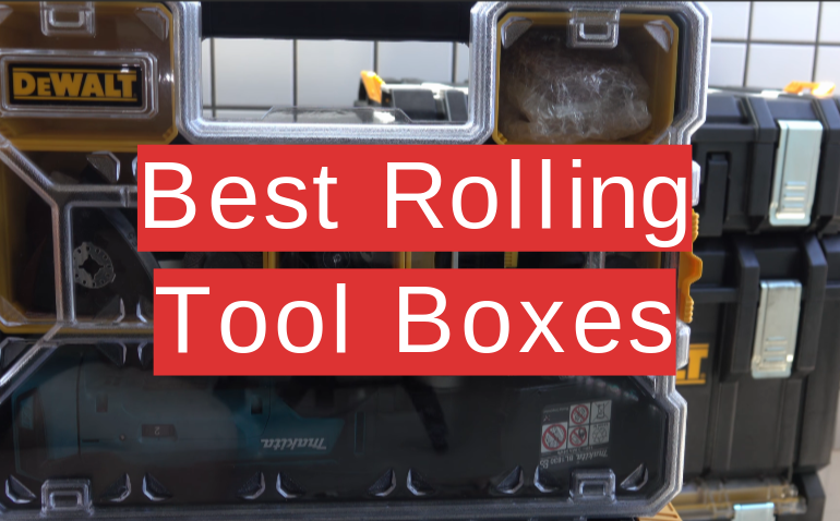 10 Best Rolling Tool Boxes