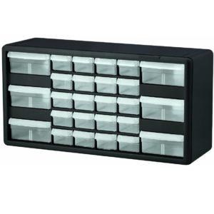 Akro-Mils 10126 26 Drawer Plastic Parts Storage Hardware