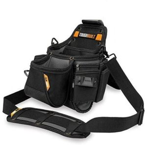 ToughBuilt - Plumber ClipTech Pouch + Hub with Shoulder Strap