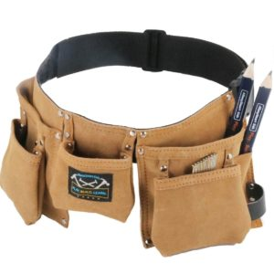AllwaySmart Real Leather Kids Tool Belt for Kids