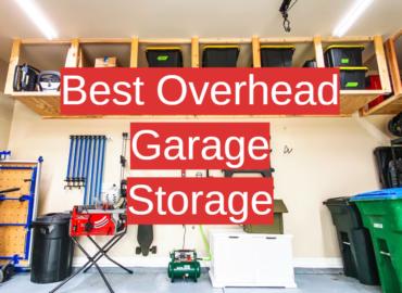 Best Overhead Garage Storage