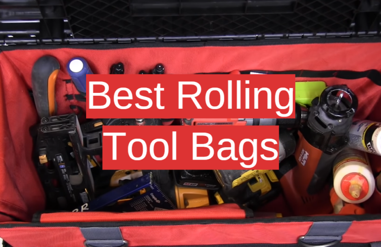 5 Best Rolling Tool Bags