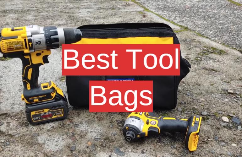 5 Best Tool Bags