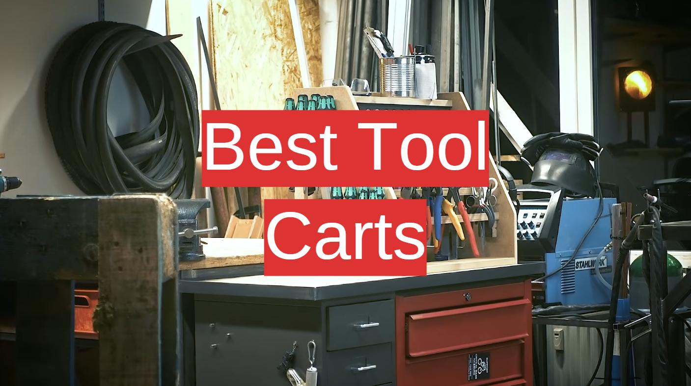 Best Tool Carts