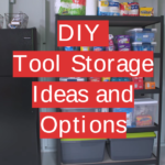 DIY Tool Storage Ideas and Options