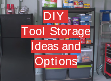 DIY Tool Storage Ideas and Options