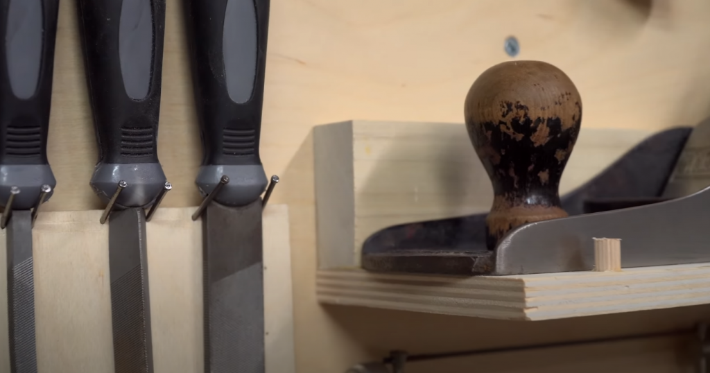 DIY Tool Storage Ideas
