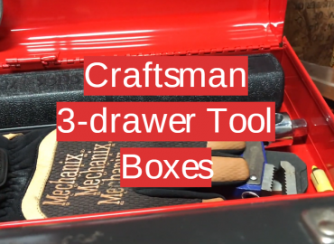Craftsman 3-drawer Tool Boxes