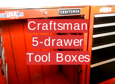 Craftsman 5-drawer Tool Boxes