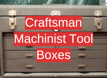 Craftsman Machinist Tool Boxes