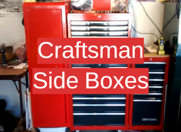 Craftsman Side Boxes