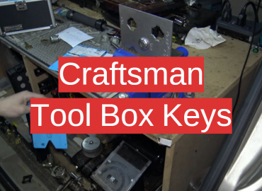 Craftsman Tool Box Keys