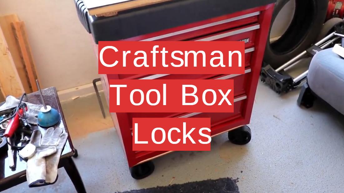 Craftsman Tool Box Locks