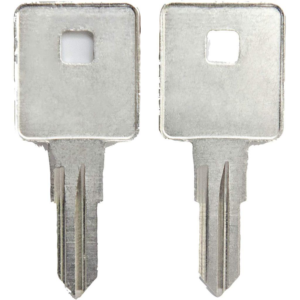 Craftsman Tool box Keys Cut From 8151 To 8200 Working Keys For Sears Husky Kobalt Tool Chest (8176)