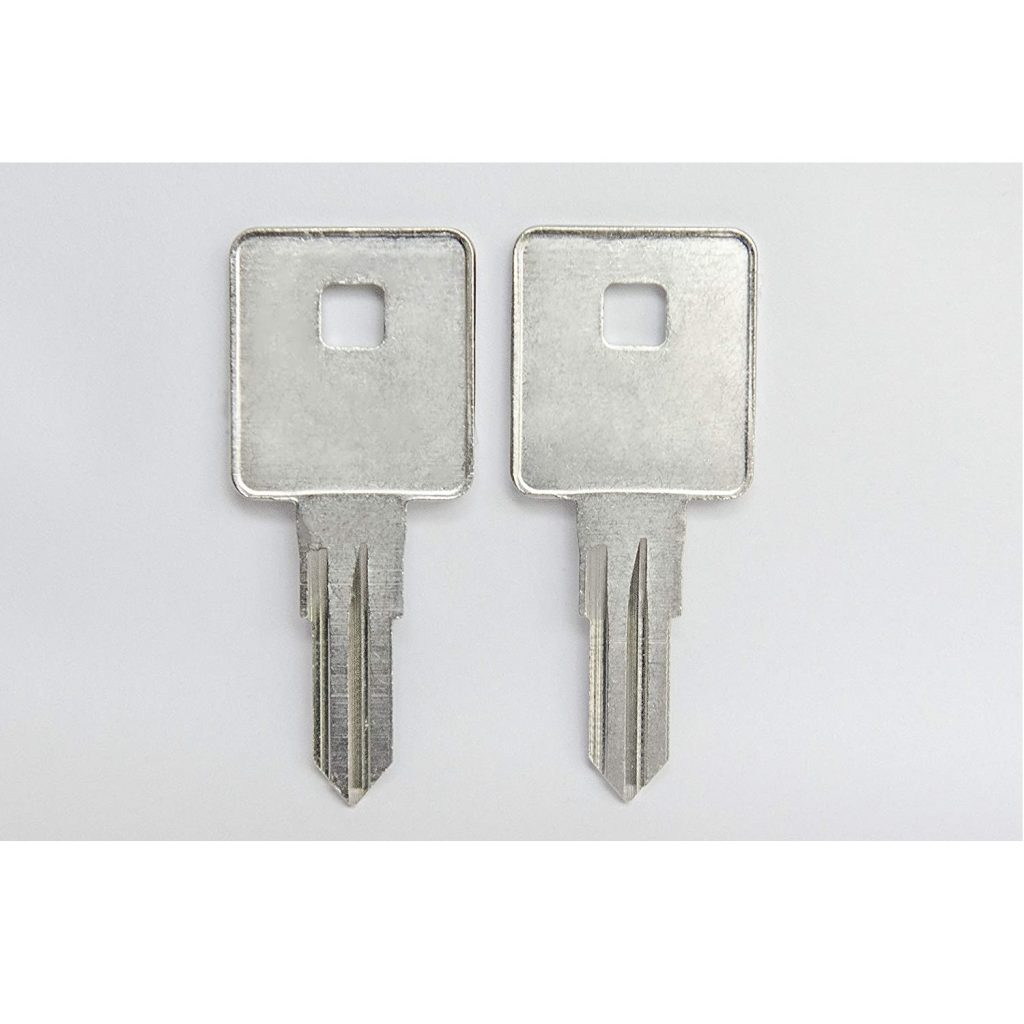 Craftsman Tool box Keys Cut From 8001 To 8050 Two Working Keys For Sears Husky Kobalt Tool Chest (8001)